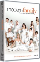 Modern Family: The Complete Season 2(DVD English)