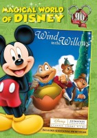 Magical World of Disney - Wind in the Willows Complete(DVD English)