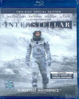 Interstellar(Blu-ray English)