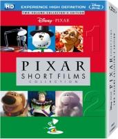 Pixar Short Films (Volume 1 & 2)(Blu-ray English)