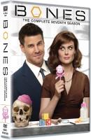 Bones: The Complete (4-Disc Box Set)Season 7(DVD English)