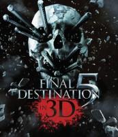 Final Destination 5 In 3D(3D Blu-ray English)