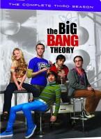 The Big Bang Theory Season - 3 3(DVD English)
