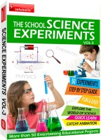 Science Experiments (Vol - 3)(DVD English)