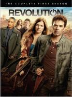 Revolution: The Complete First Season(DVD English)