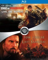 Egde Of Tomorrow & The Last Samurai(Blu-ray English)