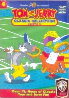 Tom And Jerry Classic Collection Vol. 4 4(DVD English)