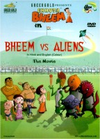 Chhota Bheem In Bheem Vs Aliens Complete(DVD Hindi)
