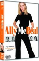 Ally McBeal: The Complete (6-Disc Box Set)Season 2(DVD English)