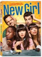 New Girl: The Complete Season 2(DVD English)