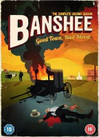 Banshee - 2 2 (The Complete Second Season)(DVD English)