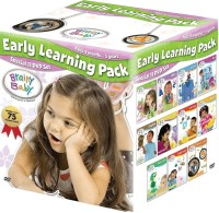 Brainy Baby : Early Learning Pack Complete(DVD English)