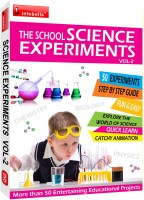 Science Experiments (Vol - 2)(DVD English)