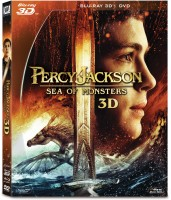 Percy Jackson : Sea Of Monsters 3D(Blu-ray English)