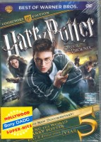 Harry Potter & The Order Of The Phoenix(DVD English)