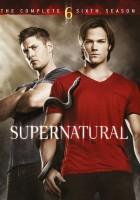 Supernatural - 6 6(DVD English)
