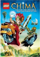 Lego Legends of Chima: The Lion, The Crocodile and The Power of Chi! Part - 1 Season - 1 1(DVD English)