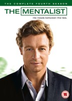 The Mentalist - 4 4 (The Complete Fourth Season)(DVD English)
