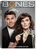 Bones: The Complete (6-Disc Box Set) Season 8(DVD English)