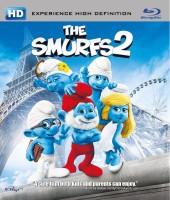 The Smurfs 2(Blu-ray English)