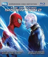 The Amazing Spider-Man 2(Blu-ray English)