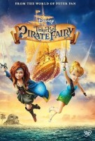 Tinker Bell And The Pirate Fairy(DVD English)