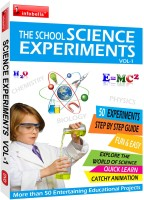 Science Experiments (Vol - 1)(DVD English)