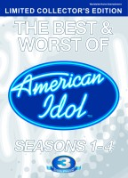 American Idol - The Best & Worst Of American Idol Complete(DVD English)