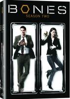 Bones: The Complete Season 2(DVD English)