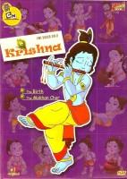 Krishna The Birth / Makhanchor(DVD English)
