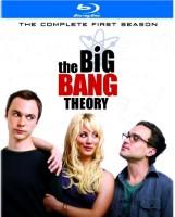 The Big Bang Theory 1(Blu-ray English)
