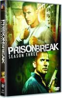 Prison Break: The Complete Season 3(DVD English)