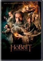 The Hobbit : The Desolation Of Smaug(DVD English)