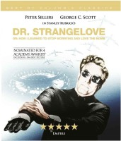 Dr. Strangelove Or: How I Learned To Stop Worrying And Love The Bomb(Blu-ray English)