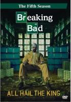 Breaking Bad Season 5 5(DVD English)
