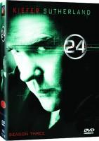 24: The Complete (7-Disc Box Set) Season 3(DVD English)