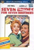 Seven Brides For Seven Brothers(DVD English)
