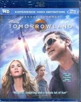 Tomorrowland(Blu-ray English)
