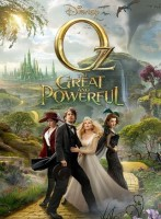 Oz The Great And Powerful(DVD English)