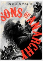 Sons of Anarchy - 3 3(DVD English)