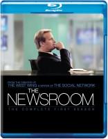 The Newsroom Season - 1 1(Blu-ray English)