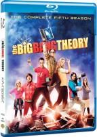 The Big Bang Theory 5(Blu-ray English)