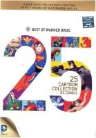Best Of Warner Bros: 25 Cartoon Collection - DC Comics Complete(DVD English)