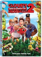 Cloudy With A Chance Of Meatballs 2(DVD English)