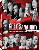 Grey's Anatomy Season - 7 7(DVD English)