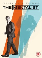The Mentalist - 5 5 (The Complete Fifth Season)(DVD English)