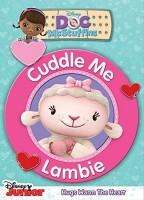 Doc McStuffins : Cuddle Me Lambie Complete(DVD English)
