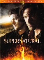 Supernatural - 10 10 (The Complete Tenth Season)(DVD English)
