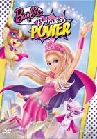 Barbie In Princess Power(DVD English)