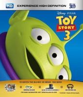 Toy Story - 3 - 3D(3D Blu-ray English)
